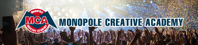 MONOPOLE CREATIVE ACADEMY